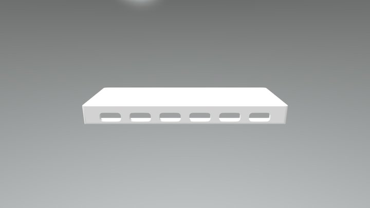 Outer Housing 3D Model
