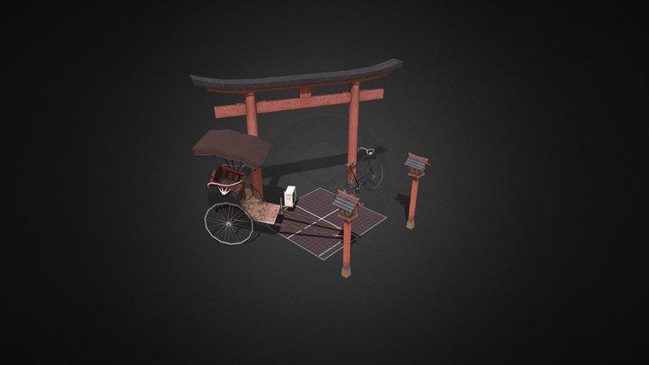 1DAE20_Isaac_Sauer_5_Assets 3D Model