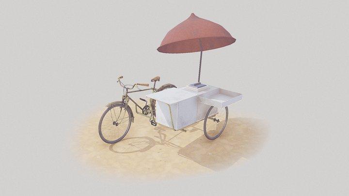 Ice Cream Shop || Challenge 3D Model