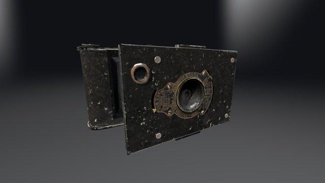 Kodak Vest Pocket Camera 3D Model
