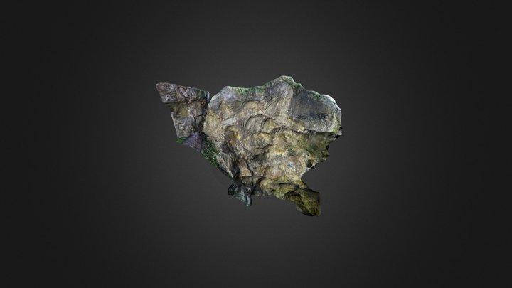 "Prehistoric mine ""Bauernzeche"" Tyrol/Austria 3D Model"
