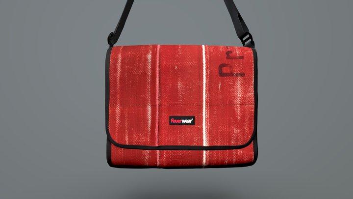 Feuerwear Shoulder Bag Walter UK 3D Model