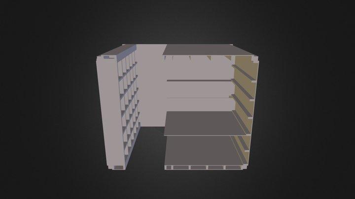 Train Concept 3D Model