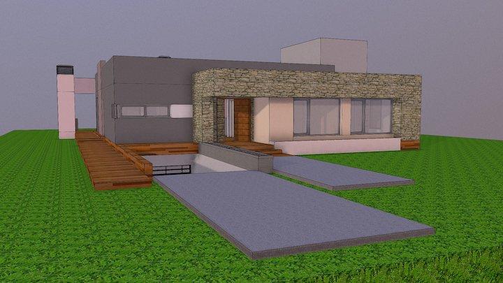 Cantera Serrana 3D Model