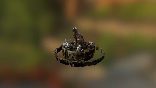 Kuching 3D Model
