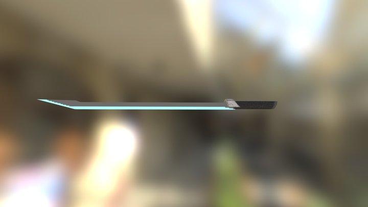 sword.zip 3D Model