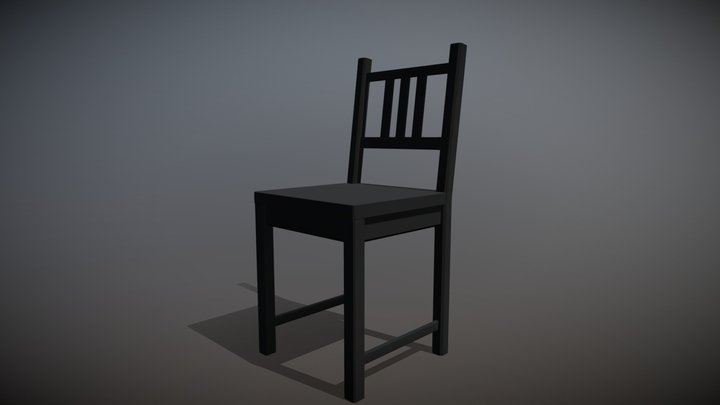 Chair Demo 3D Model