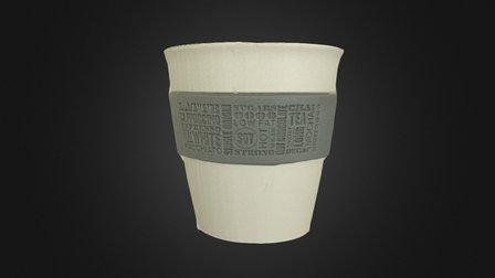 Cup Face 3D Model