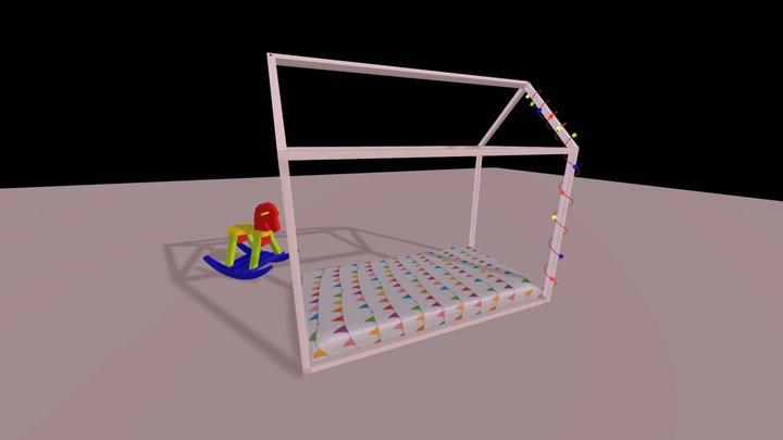 Montessori One 3D Model