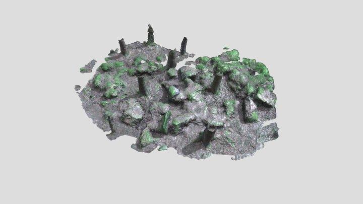 Cavan Burren Hut 3 3D Model