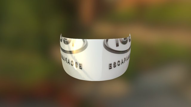 Capacete_sketch_fab 3D Model