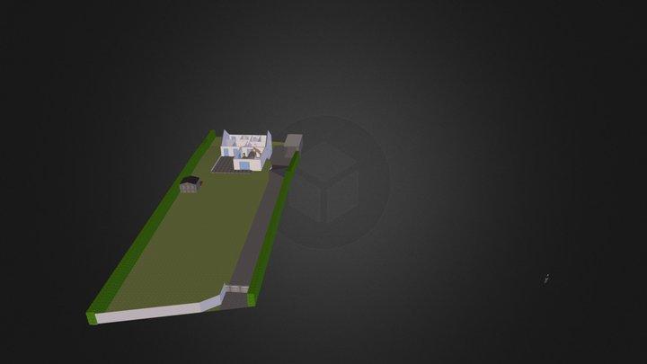 maison 43 3D Model