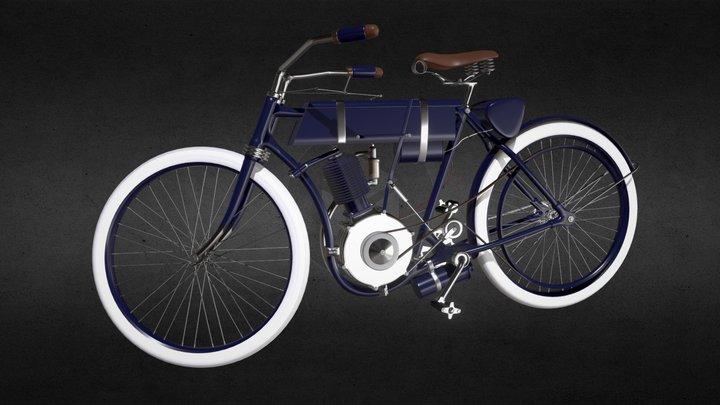 Harley Model No. 1 3D Model