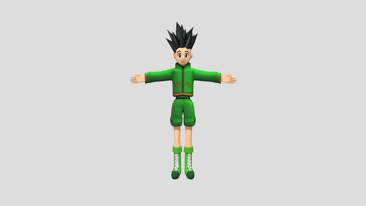 Gon 3D Model