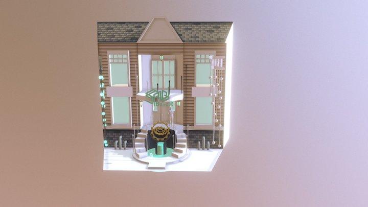 maison_8 3D Model