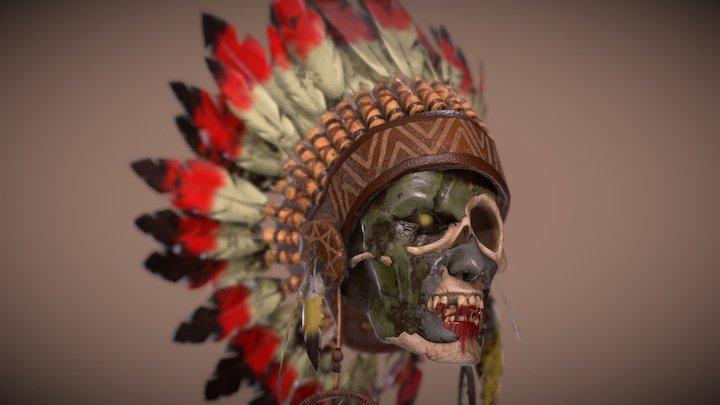 The Apache 3D Model