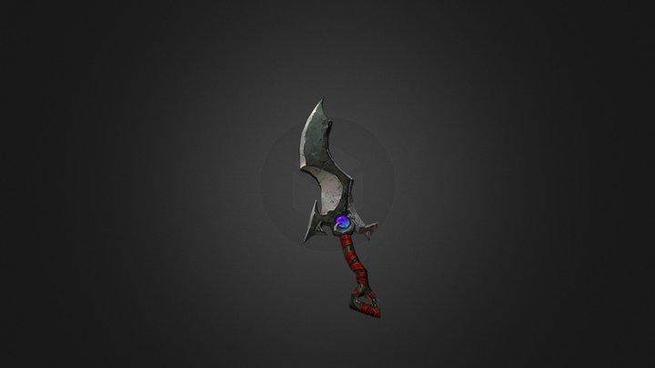 Espada/Sword Texturizada 3D Model