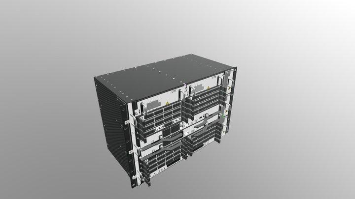 Tejas1600 3D Model