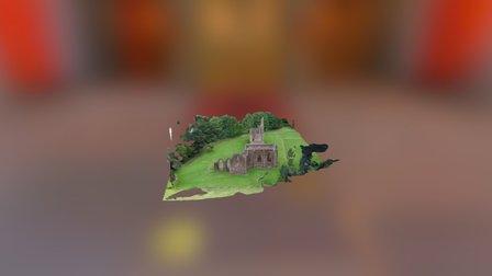 Lincluden Abbey 3D Model