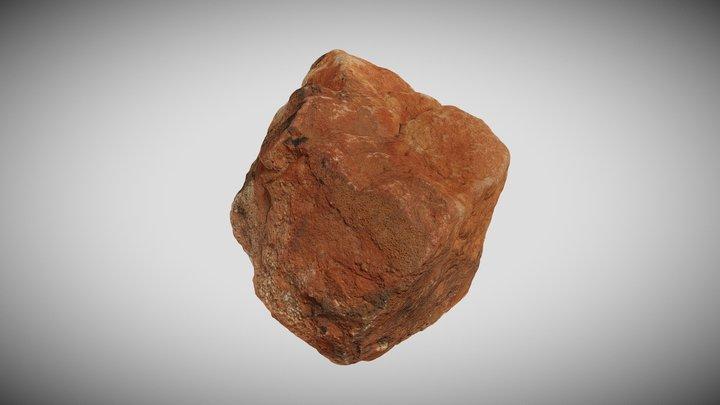 Quartzite 3D Model