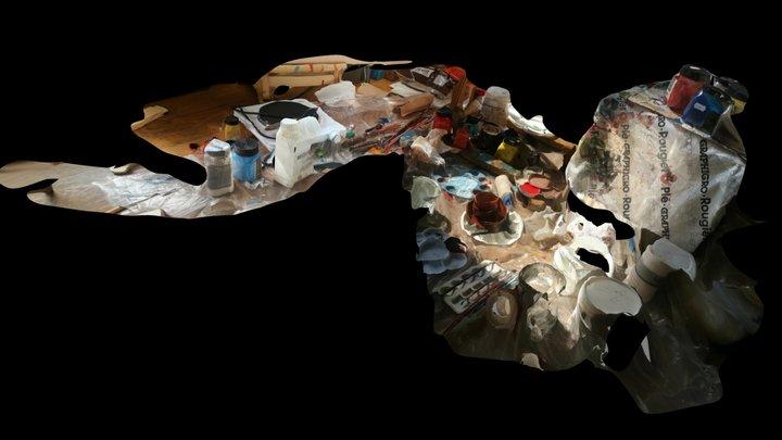 from Malala Beari 3D Model