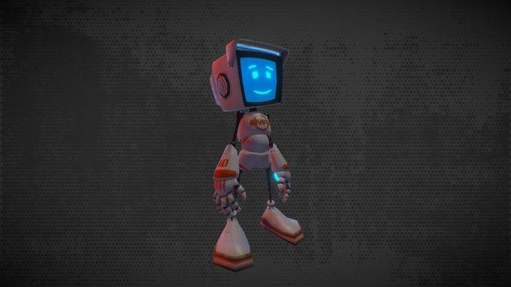 LokiBot 3D Model
