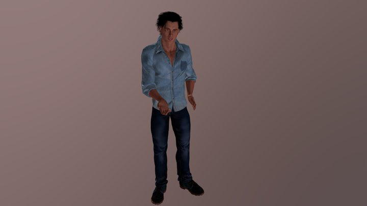 Robin S 3D Model