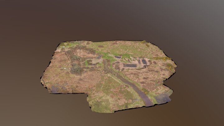 High Lea Saltern - New Forest Salt Works 3D Model