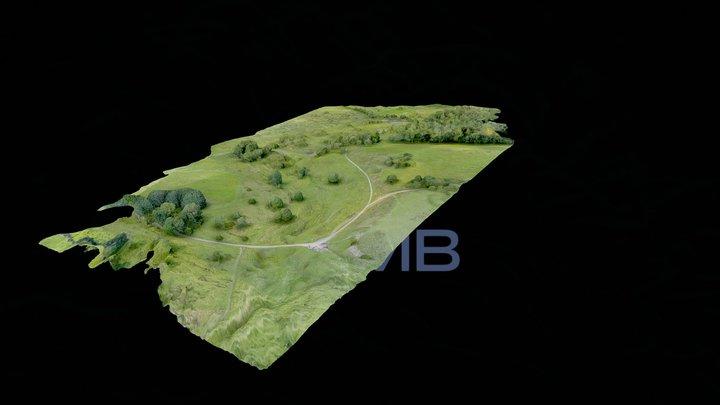 Ubley Warren 3D Model