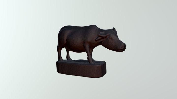 Ethnographic Figurine 2 3D Model