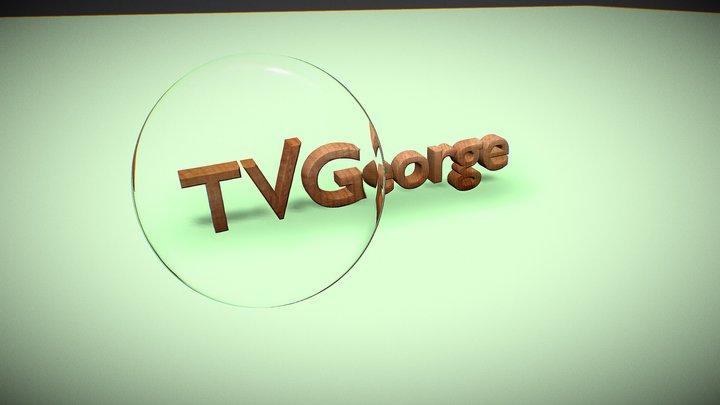 TVGeorge 3D Model
