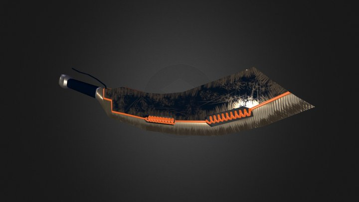 Cauterizer (PBR) 3D Model