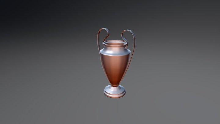 Champions Cup 3D Model