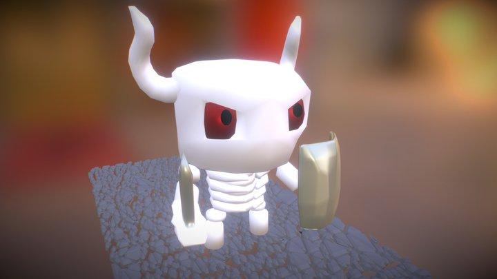 Skello (Boss Skeleton) 3D Model