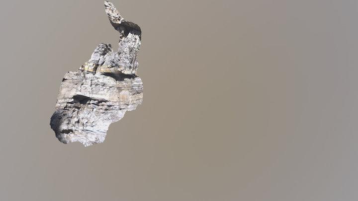 White Point Royal Palms Park fold 3D Model