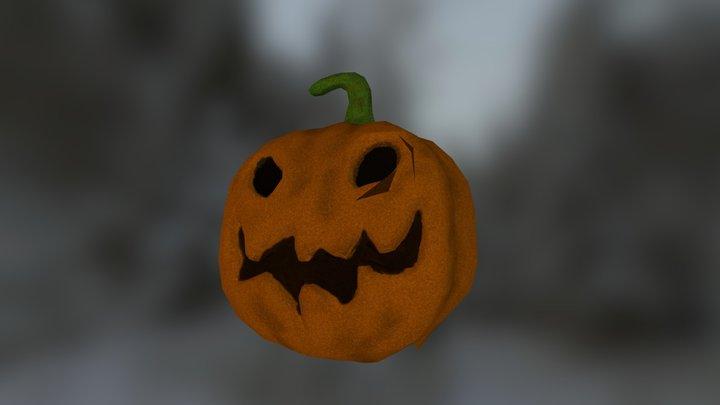 pumpkinhead.zip 3D Model