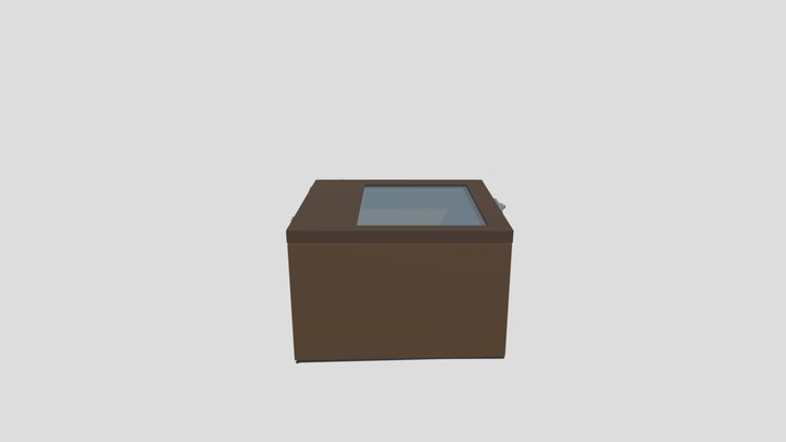 Musicbox XYZ 3D Model