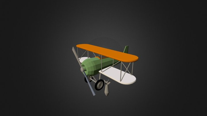 Airplanes 3D Model