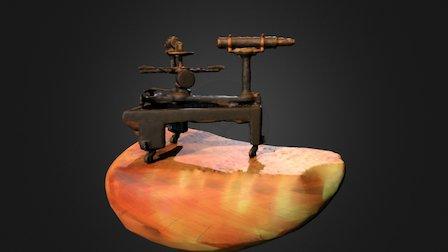 Spectrometer 3D Model