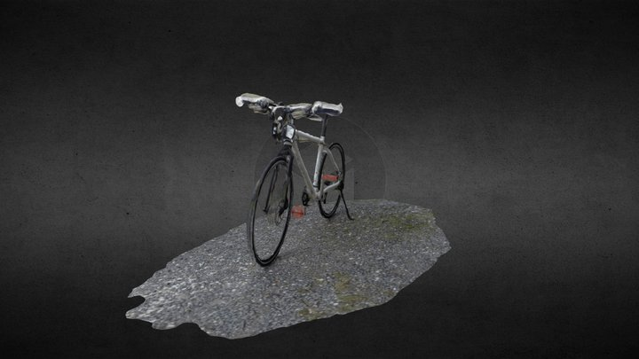 Bike - processed by Pix4Dmapper 3D Model