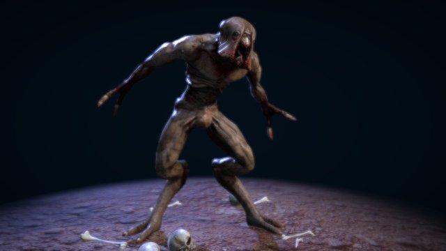 Carcass Eater 3D Model