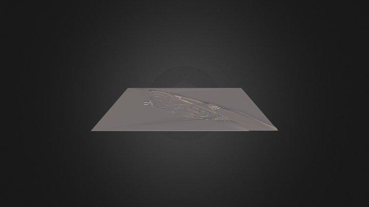 3D Circuito Nuvolari.zip 3D Model