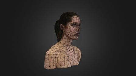 Rozemarijn 3D Model