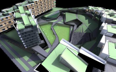 Case Study: Zhuangtan Grandview Garden 3D Model