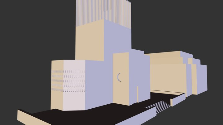 theone.3ds 3D Model