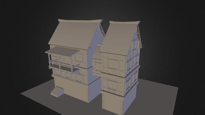 Maison_MA_test.fbx 3D Model