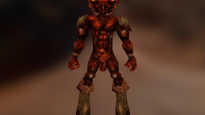 goblin.obj 3D Model