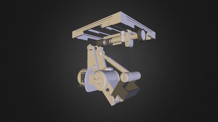 ApertureLift7 3D Model
