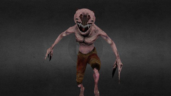 Enemy 3D Model
