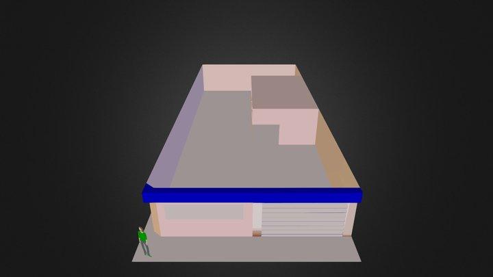 LocalPalmaSola.dae 3D Model